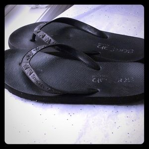 Men's Surfah Flip Flops EUC